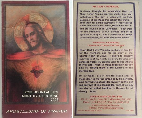 Sacred Heart of Jesus 7