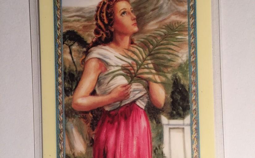 Saint Agatha – Feast Day