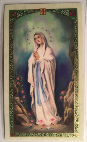 Our Lady of Lourdes – Feast Day