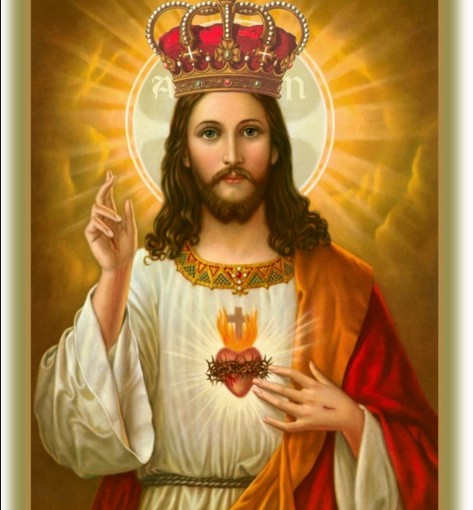 Sacred Heart First Friday Devotion