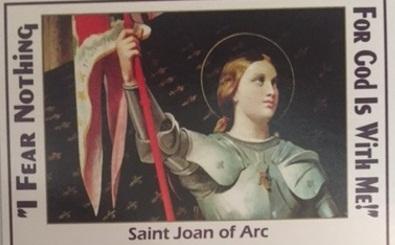 Saint Joan of Arc – Feast Day