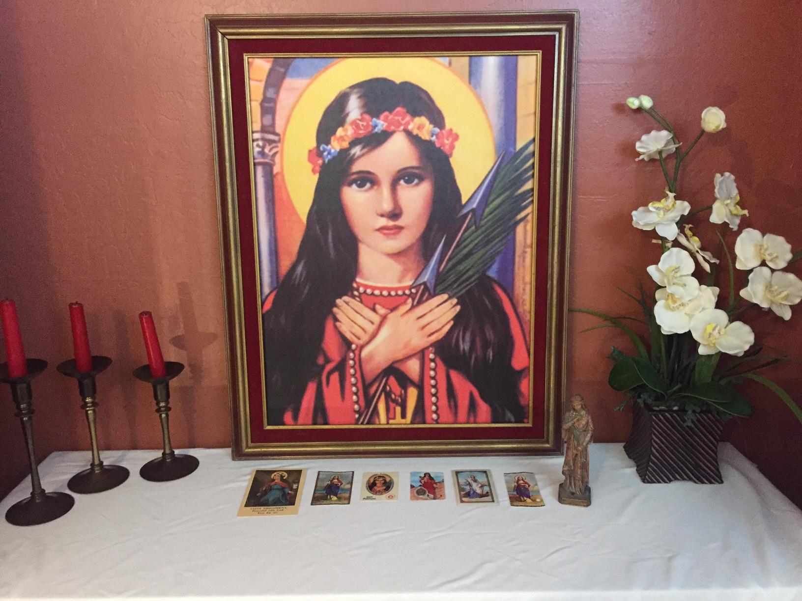 Saint Philomena Exhibit 2