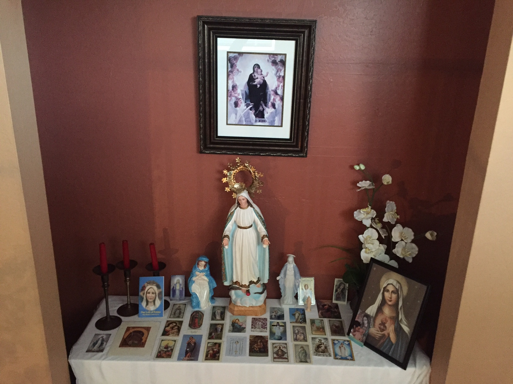Blessed Virgin Mary Exhibit 2