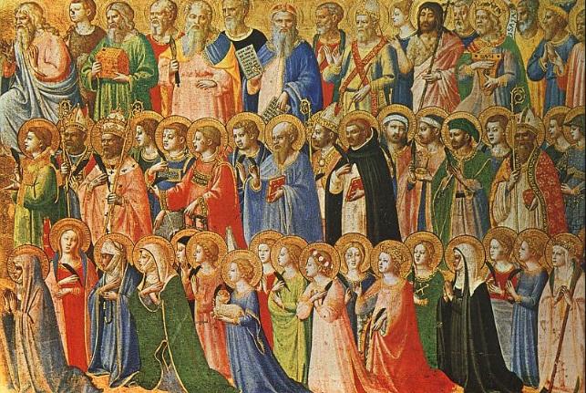 Can the Saints Hear us?