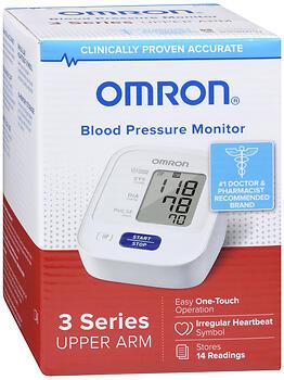 Blood Pressure Monitor
