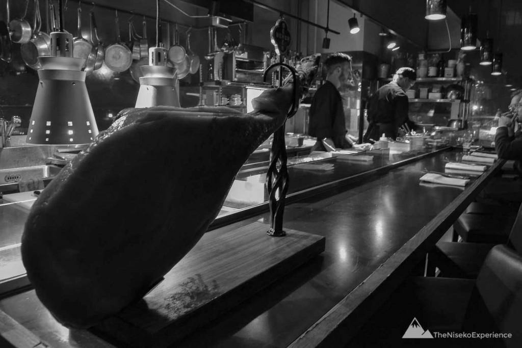 IKI Teppan Bar & Iberico Spanish Ham