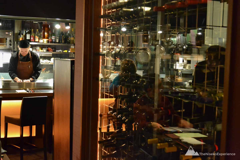 IKI Teppan Bar & Wine Selection