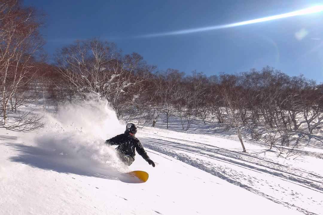 Snow Surf Japan - Powder Board Rental