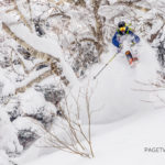 James Winfield sending it at Furanodake