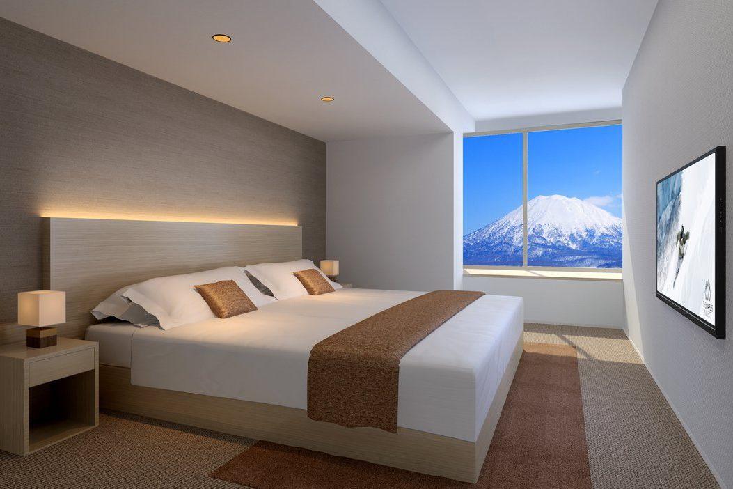 The Maples Niseko Bedroom