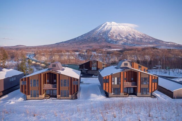 Luxury Accommodation in Niseko