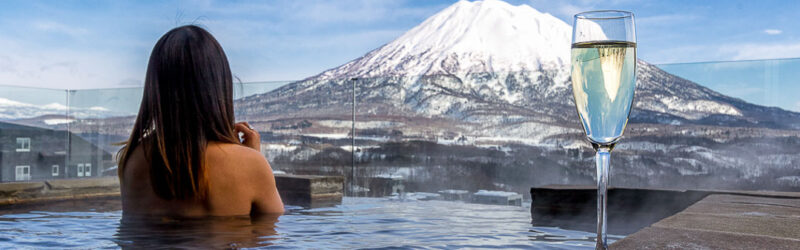 The Vale Niseko Penthouse Private Onsen