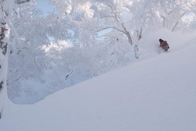 One of Hokkaido's Snowiest Resorts