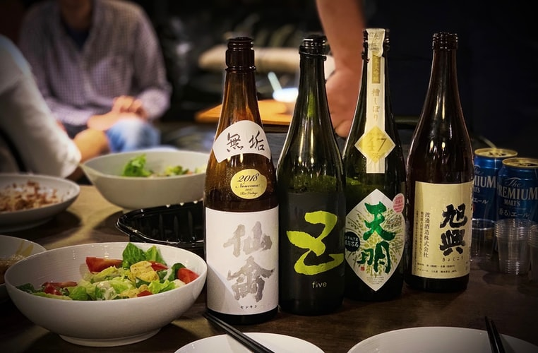 Sake for Newbies