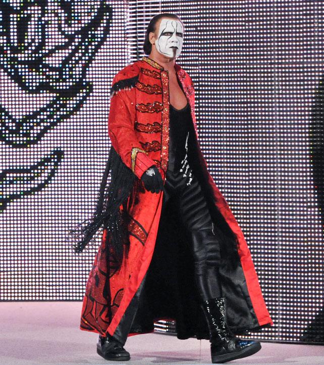 WWE Sting Night Of Champions