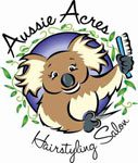 Aussie Acres Hairstyling Salon Logo