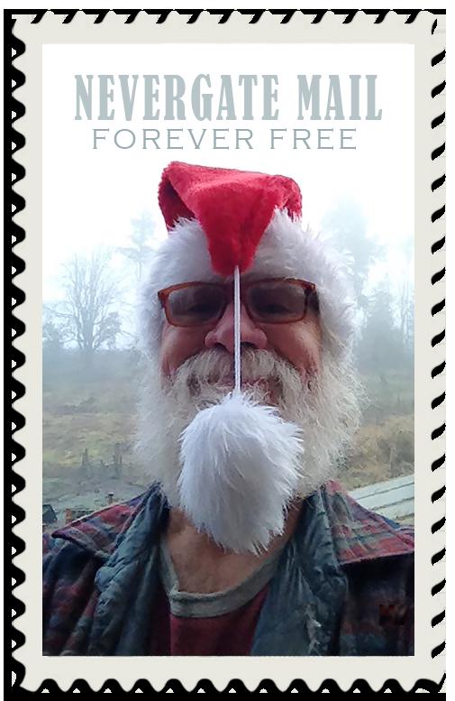 ETE Santa Nevergate eMail stamp 2021
