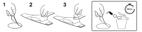 StimMed StimSox - Wrap Instructions