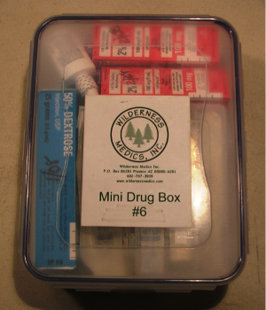 Mini Line Drug Box