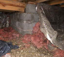 Our Services   Foundation RESQ   Basement & Crawl Space Repair