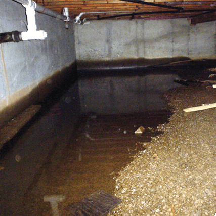 Crawl Space Drainage System Installer   Foundation RESQ   Local Experts
