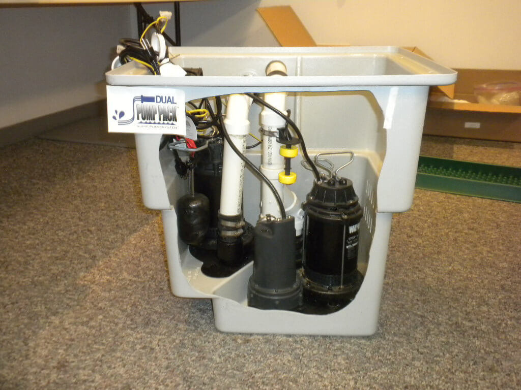 Foundation ResQ | Sump Pump Basin | Basement Waterproofing Contractors
