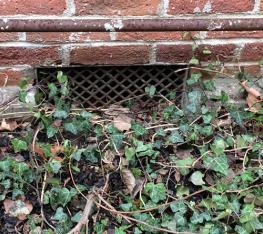 Foundation ResQ   Crawl Space Covers   Crawl Space Access