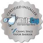 WhiteCap Crawl Space System   Certified installer   Foundation ResQ
