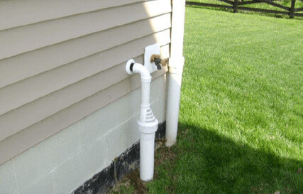 Discharge Line Protection   Local Waterproofing Company   Foundation RESQ