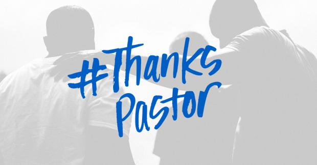 Thanks Pastor