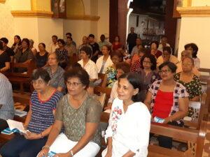 Sector Mass at Fontainhas