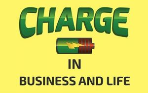 Business Coach and Motivational Speaker's Charge Podcast with Gary Wilbers