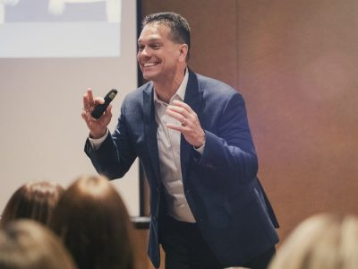 Gary Wilbers, Author, Trainer, Motivational Speaker, Business Coach and Certified High Performance Coach
