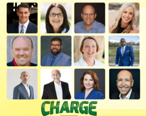 Charge in Business and Life Podcast