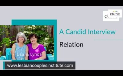 Dr Lynda Spann & Lisa Yaeger Interview by Curve Magazine