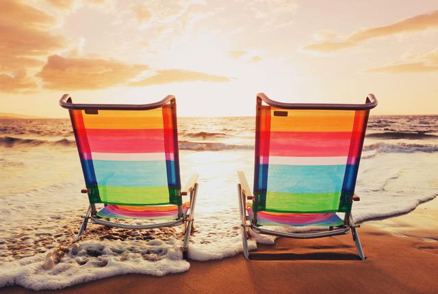 Vacations Help Lesbian Couples Rekindle