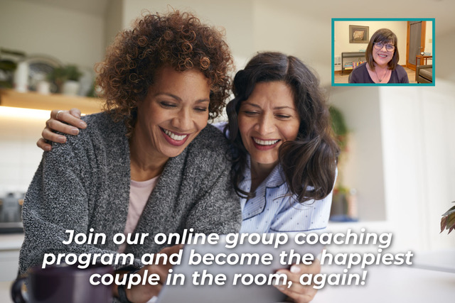 Save Your Relationship By Joining Our Online Group Coaching Program For Lesbian  Couples