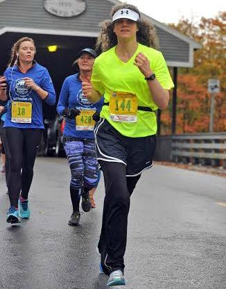 White Mountain Milers 2015 Half Marathon