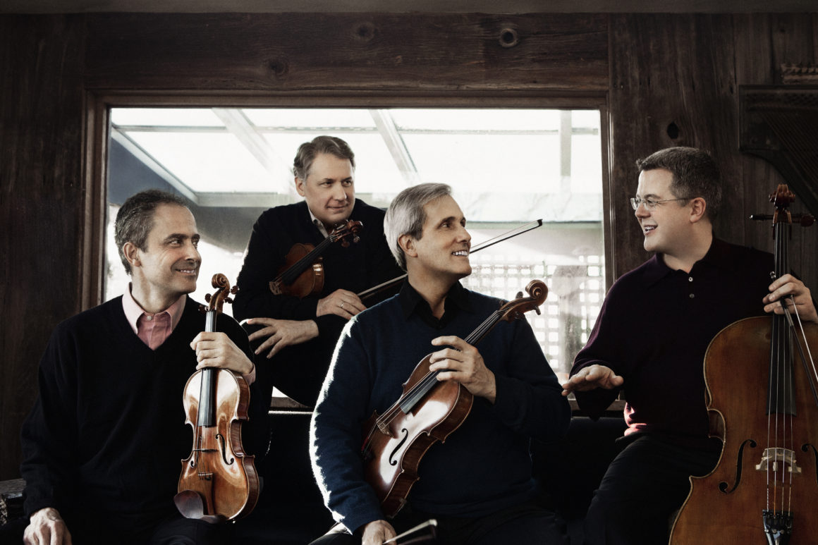 Beethoven's String Quartets: Op. 18 No. 3 & 1 and Op. 59 No. 1