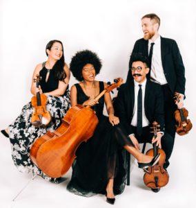 Thalea String Quartet | Great Lakes Chamber Music Festival
