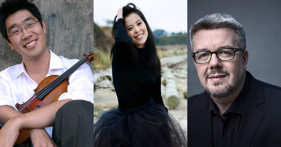 Chien-Kim-Watkins Trio Plays Beethoven