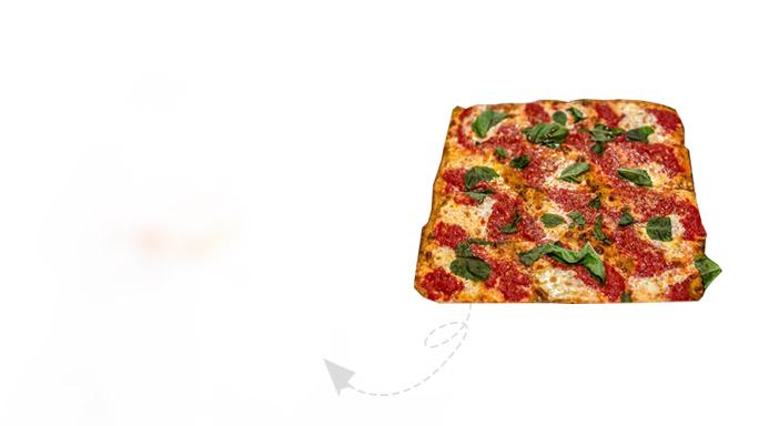 Grandma Sicilian Pizza