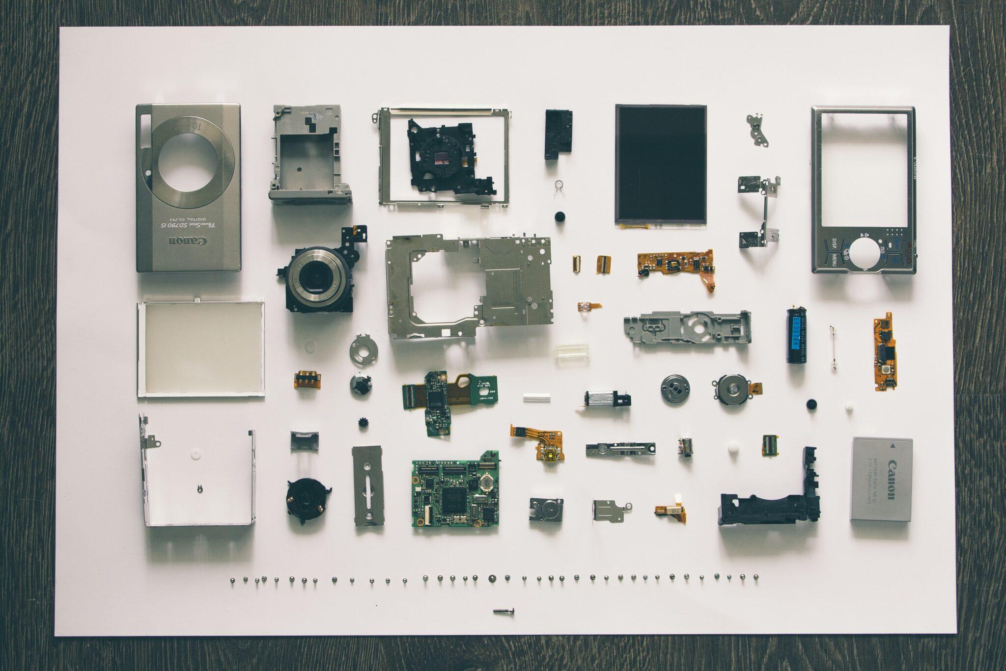 parts inventory management best practices