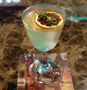 Mad Hatter Martini