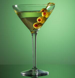 Veridian – an Elegant Gin Martini