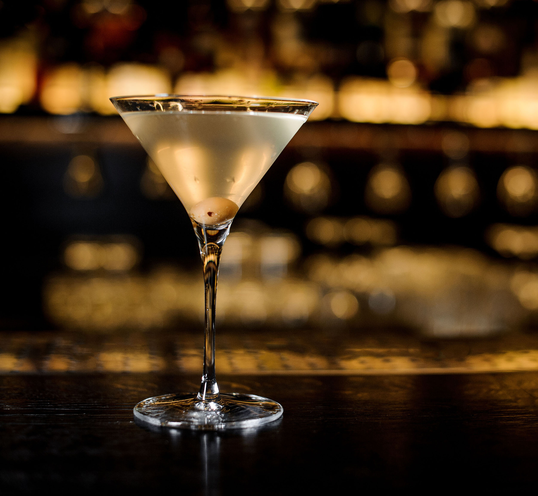 Doc's Dirty Martini