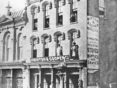 22 Market Street in 1897