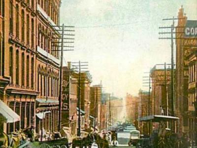 2nd Avenue Wholesale District