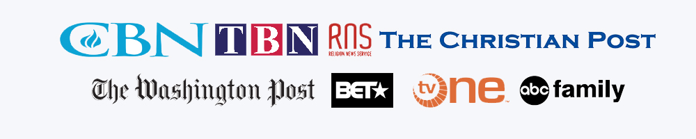 Logos of companies Antipas Harris has been seen on.