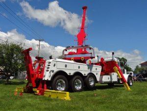 ESTRA Tow Truck Show